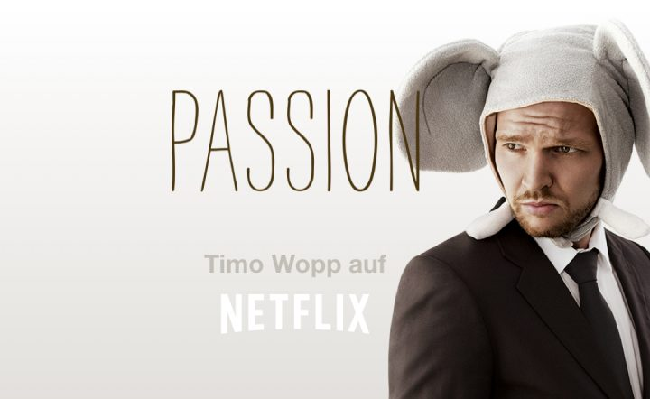 Timo Wopp auf Netflix
