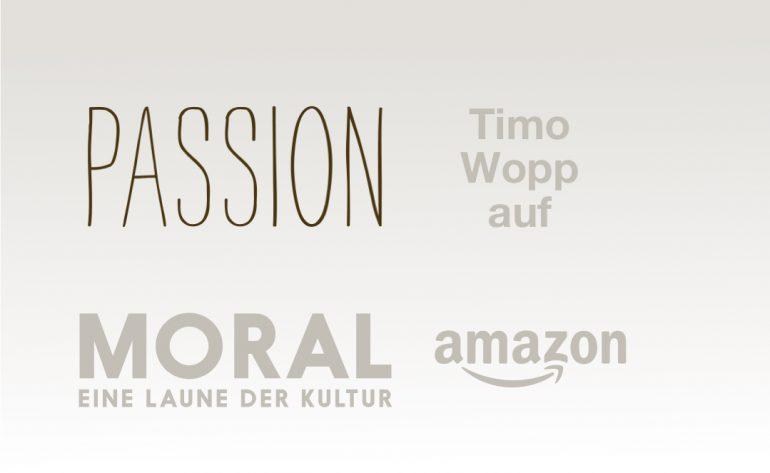 Timo Wopp auf Amazon
